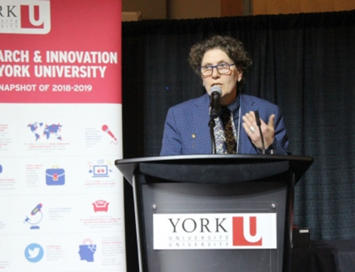 Julia Creet wins York University's President's Prize for Research Impact
